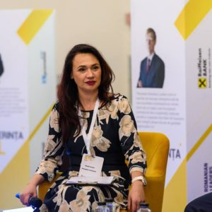 Claudia Indreica si comunitatea Romanian Business Leaders
