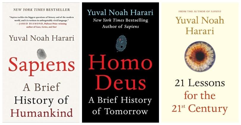 Cartile lui Yuval Harari, Sapiens, Homo Deus si 21 de lectii