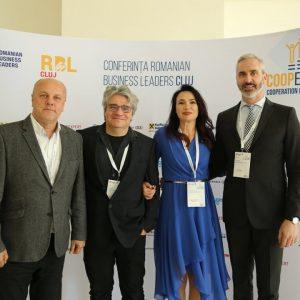 Reinventarea organizatiilor, reinventarea Romaniei – Conferinta RBL CLUJ 2019